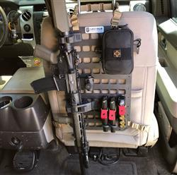Jeremy verified customer review of Rigid Insert Panel - MOLLE (RIP-M) - 12.25in x 21in