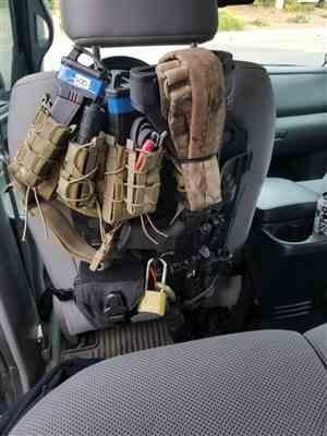 Dan P. verified customer review of Rigid Insert Panel MOLLE (RIP-M) - 12.25in x 17in