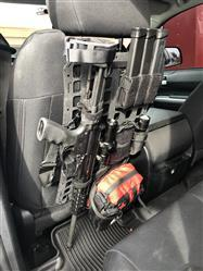 Jeremy Austin verified customer review of Rigid MOLLE Panel (RMP) - Pelican 1620 Lid Organizer - 21.25in x 13in