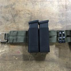 Anonymous verified customer review of Esstac Pistol - Double Mag Pouch