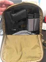 Matt M. verified customer review of Esstac Pistol - Double Mag Pouch