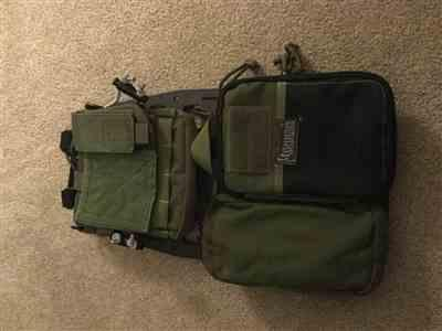Jeff verified customer review of Rigid MOLLE Panel (RMP) - GoRuck Bullet 10L and 15L Insert - 8.875in x 17in