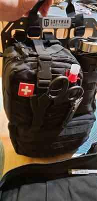 William H. verified customer review of Rigid MOLLE Panel (RMP) - GoRuck Bullet 10L and 15L Insert - 8.875in x 17in