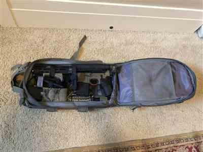 Anonymous verified customer review of Rigid MOLLE Panel (RMP) - GoRuck Bullet 10L and 15L Insert - 8.875in x 17in