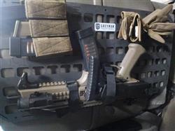 Jon E. verified customer review of Rigid MOLLE Panel - 25.75in x 13in