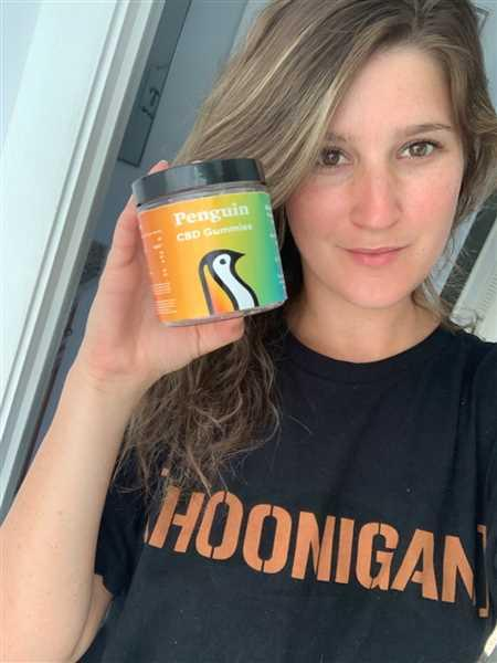 Penguin CBD CBD Gummies Review