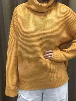 Pavacat Evergreen Knit Sweater - Yellow Review