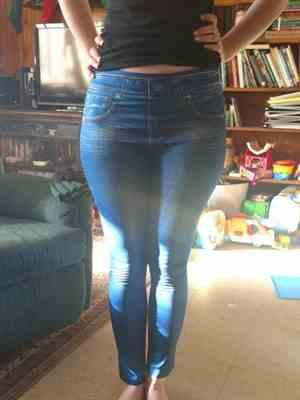 Pavacat Must Have Fleece Fitness Jeans Legging Review
