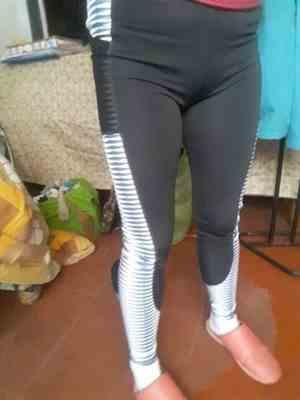 Pavacat Pocket Patchwork Fitness Legging Review