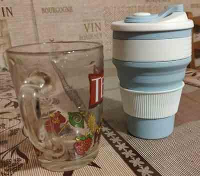 Pavacat Silicon Reusable Cup Review