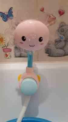 Pavacat Baby Bathtub Shower Toy Review