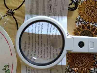 Pavacat Portable Foldable Illuminated Magnifier Review