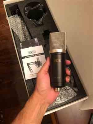 Tonor Microphone TONOR TC-2030 USB Microphone Kit Review