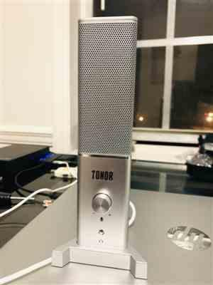 Emerson verified customer review of Tonor Microphone