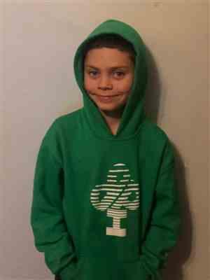 Christilynn C Heitzman verified customer review of SPEED Logo   Cotton Hoodie  Youth and Adult