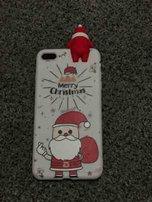 Anonymous verified customer review of iPhone Christmas Case - Deer - for All Models