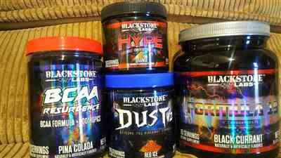 Jake W. verified customer review of Ultimate Pre-Workout Stack