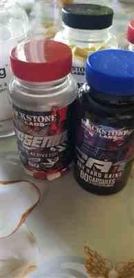 Vladimir O. verified customer review of #BEATPJ 2019 Women's Muscle Building Stack
