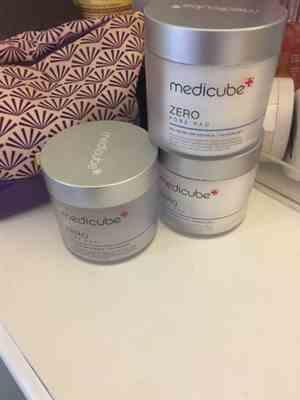 Christine N. verified customer review of Zero Pore Pads