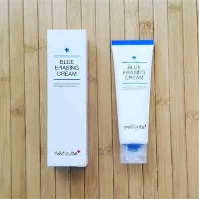 MEDICUBE US Blue Erasing Cream Review