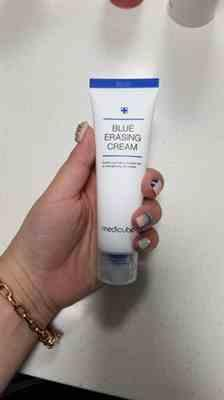 Tracy verified customer review of Blue Erasing Cream