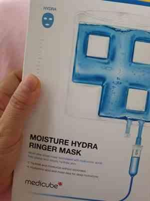 Li W. verified customer review of Hydra Ringer Masks 5EA