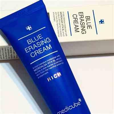 Byeol verified customer review of Blue Erasing Cream Rich