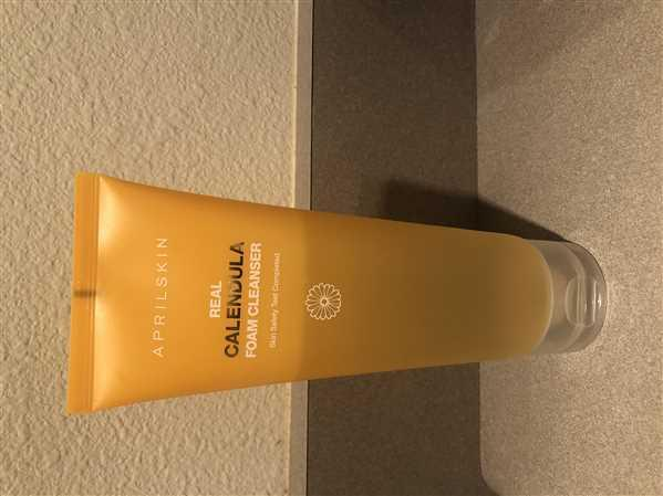 aprilskin.us Calendula Foam Cleanser Review