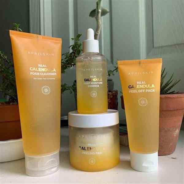 Shannon O. verified customer review of Calendula Full SET