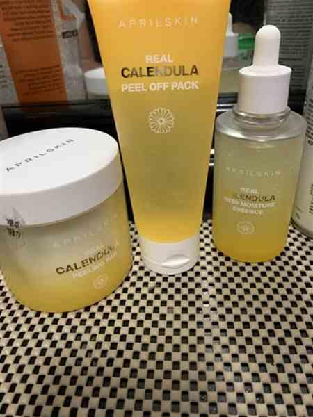 Maria A. verified customer review of Calendula Full SET