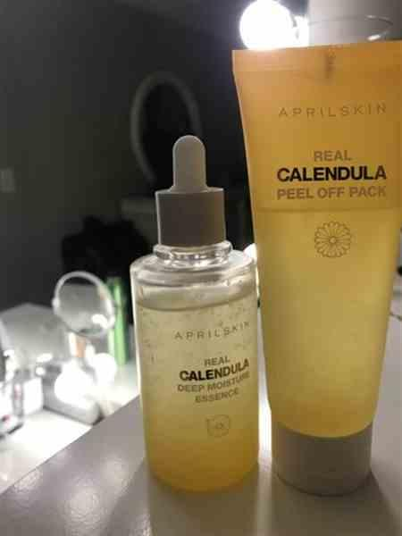 Samantha M. verified customer review of Calendula Infusion SET