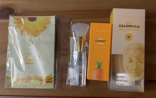 aprilskin.us Blemish Off SET (+FREE Gift) Review
