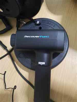 Ivan verified customer review of RecoverFun T5 Cheapest Massage Gun 2019 For Sale