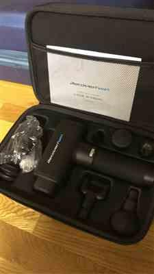 Moose verified customer review of RecoverFun T5 Cheapest Massage Gun 2019 For Sale