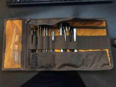 Jacob Reyes verified customer review of Tool Roll