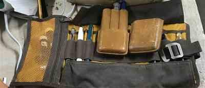 Derrick Huske verified customer review of Tool Roll