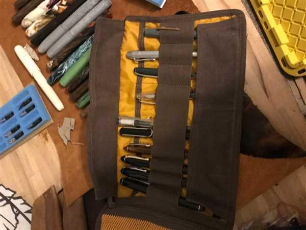 Brian Weaver verified customer review of Tool Roll