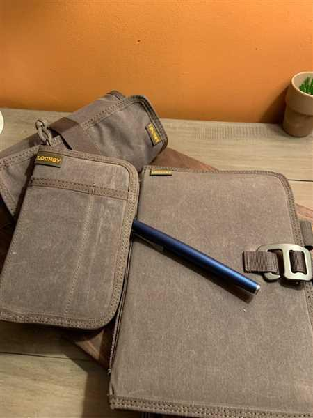 LOCHBY Pocket Journal Review