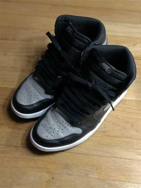 Darryl Bernardo verified customer review of Black Jordan 1 Replacement Shoelaces