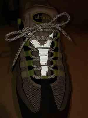 Lace Lab Glow In The Dark 3M Reflective Rope Laces Review