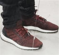 Lace Lab Metallic Red/Black Rope Laces Review