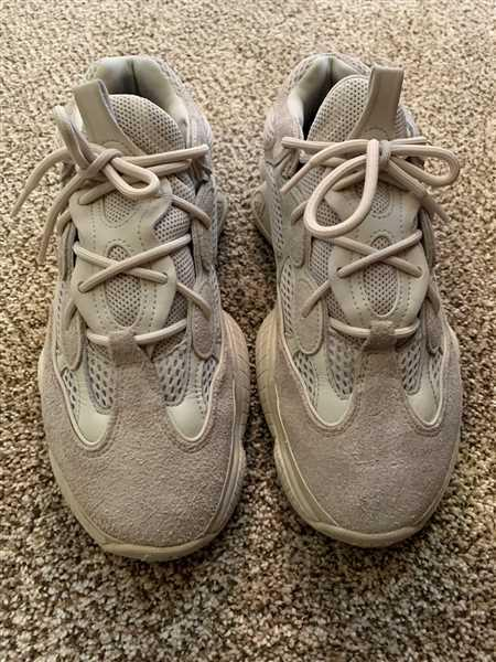 Tony Steinbach verified customer review of Beige Rope Laces
