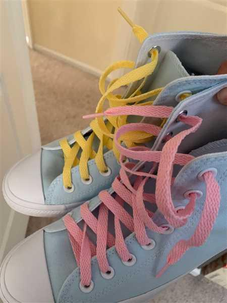 Lace Lab Pink Shoe Laces Review