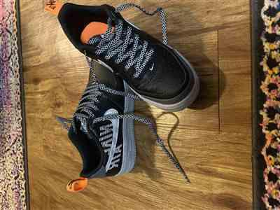 Jess verified customer review of Black Reflective Flat Laces 1.0