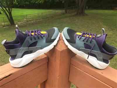 Jeremy M. verified customer review of Purple/Black Rope Laces