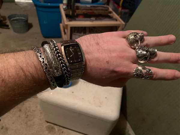 Kevin Jones verified customer review of Memento Mori Bracelet