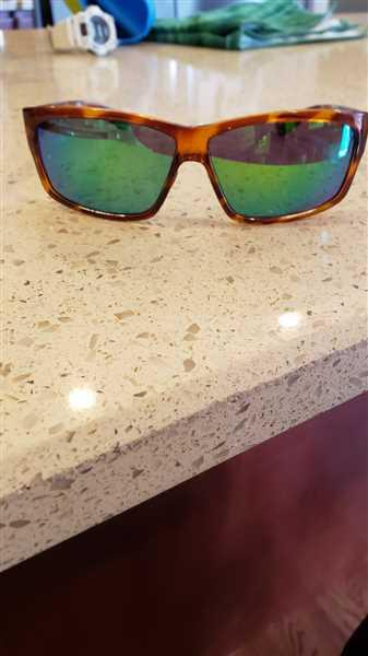 Fuse Lenses Non-Polarized Replacement Lenses for Costa Del Mar Tower