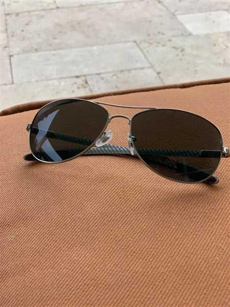 Kristina Smallwood verified customer review of Ray-Ban RB8301 (59mm)