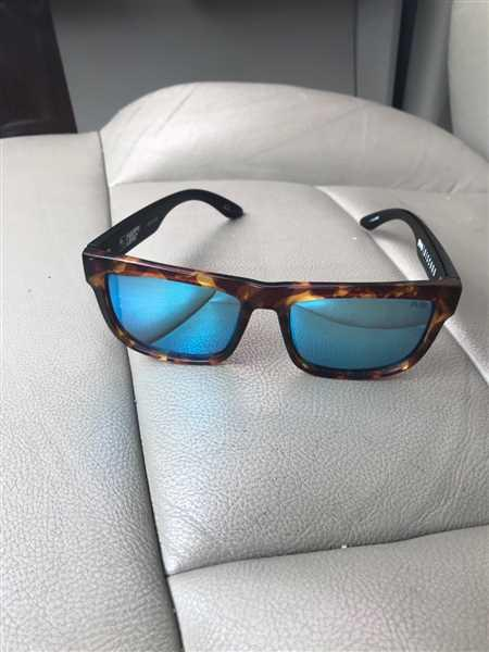 Sunglasses Spy Broderick Grey Green Replacement Lenses