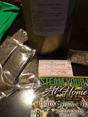 Adrienne Mack verified customer review of 10 sessions - Vagi Steam Medicinal Herbs
